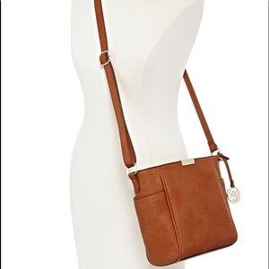 Liz Claiborne Lola Crossbody Bag NEW
